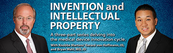 Invention and Intellectual Property
